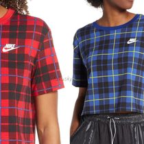 Nike Other Check Patterns T-Shirts