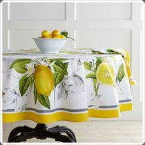 Williams Sonoma Unisex Icy Color Tablecloths & Table Runners