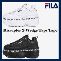 FILA Disruptor 2 Casual Style Collaboration Low-Top Sneakers
