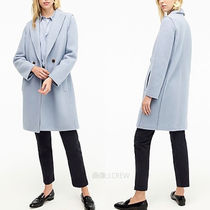 J Crew Casual Style Wool Plain Medium Party Style Office Style