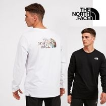 THE NORTH FACE Crew Neck Pullovers Crew Neck T-Shirts