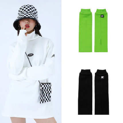 Casual Style Unisex Street Style Plain Cotton Accessories