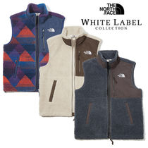 THE NORTH FACE WHITE LABEL Casual Style Unisex Street Style Bi-color Medium