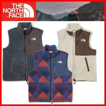 THE NORTH FACE WHITE LABEL Unisex Street Style Vests