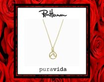 Ron Herman Unisex Handmade Special Edition Silver Necklaces & Chokers