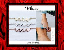 Ron Herman Unisex Special Edition Silver Elegant Style Anklets