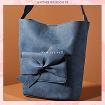 Anthropologie Casual Style Blended Fabrics Street Style Collaboration 2WAY