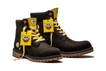 Timberland Street Style Other Animal Patterns Boots