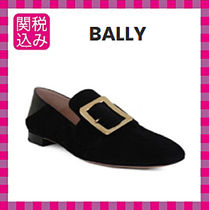 BALLY Suede Plain Leather Loafer & Moccasin Shoes
