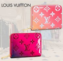 Louis Vuitton ZIPPY COIN PURSE Monogram Leather Coin Purses