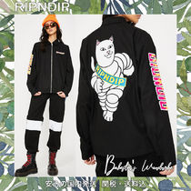 RIPNDIP Short Casual Style Unisex Street Style Other Animal Patterns