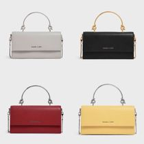 Charles&Keith Chain Plain Party Bags