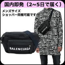 BALENCIAGA Nylon 2WAY Hip Packs
