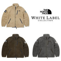 THE NORTH FACE Casual Style Unisex Street Style Plain Medium Oversized