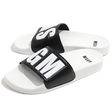 Street Style Shower Shoes Flat Sandals