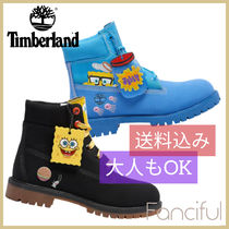 Timberland Unisex Petit Street Style Collaboration Kids Girl Boots