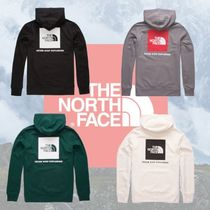THE NORTH FACE Unisex Plain Hoodies