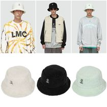 LMC Unisex Street Style Collaboration Wide-brimmed Hats