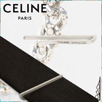 CELINE Silver Watches & Jewelry