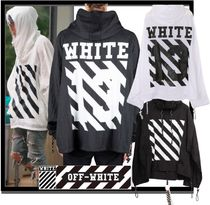 Off-White Street Style Tops