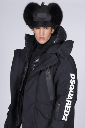 D SQUARED2 Long Oversized Down Jackets