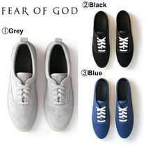 FEAR OF GOD Street Style Leather Sneakers