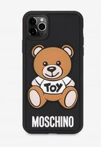 Moschino Other Animal Patterns iPhone X iPhone XS iPhone XS Max