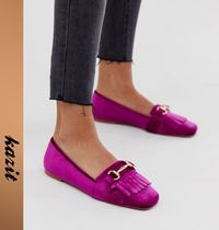 ASOS Casual Style Velvet Loafer & Moccasin Shoes