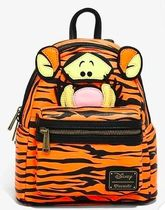 LOUNGE FLY Collaboration Leather Halloween Backpacks