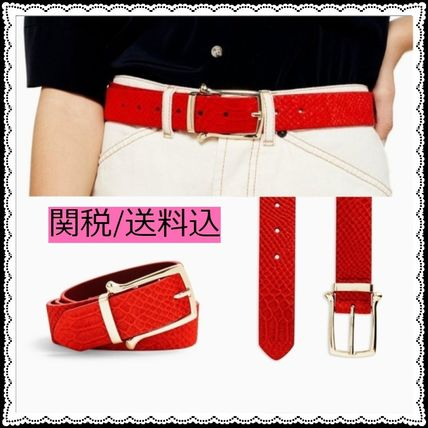 Casual Style Blended Fabrics Street Style Bi-color Leather