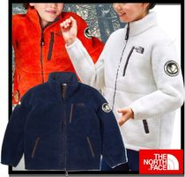 THE NORTH FACE WHITE LABEL Unisex Street Style Kids Girl Outerwear