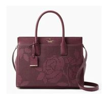 kate spade new york Flower Patterns Saffiano 2WAY Elegant Style Handbags