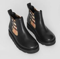Burberry Unisex Kids Girl Boots