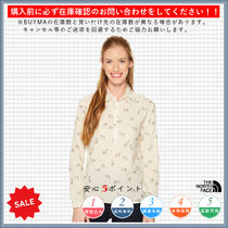 THE NORTH FACE Casual Style Cotton Shirts & Blouses
