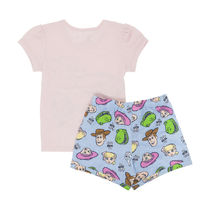Disney Collaboration Co-ord Kids Girl Roomwear