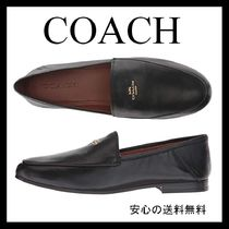 Coach Round Toe Office Style Loafer & Moccasin Shoes