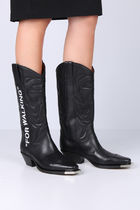Off-White Street Style Boots Boots