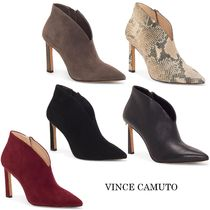 Vince Camuto Wedge Casual Style Plain Party Style Wedge Boots