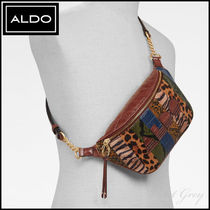 ALDO [ALDO] Multi Animal Patterned Belt Body Bag - Arilia