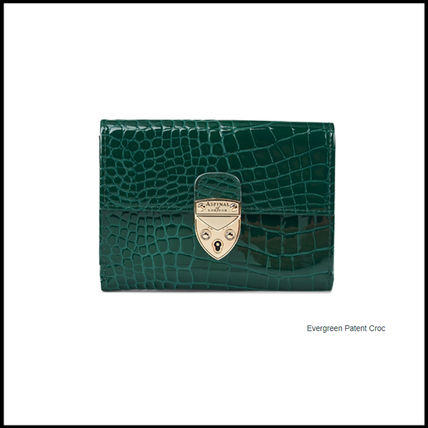 Crocodile Bold Small Wallet Accessories