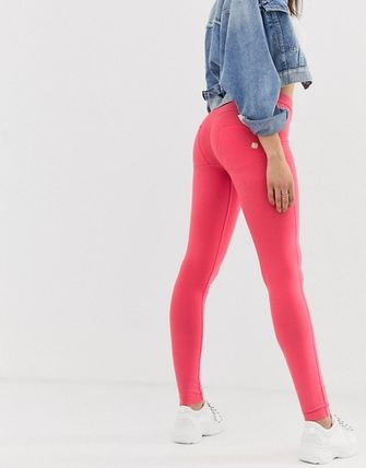 Casual Style Street Style Long Skinny Pants