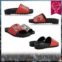 MCM Street Style Leather Sport Sandals Sports Sandals