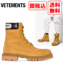 VETEMENTS Street Style Shoes