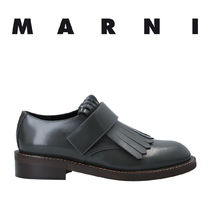 MARNI Plain Loafer & Moccasin Shoes