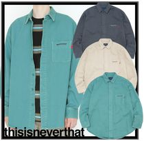thisisneverthat Street Style Shirts
