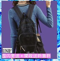 UNIF Clothing Casual Style Backpacks