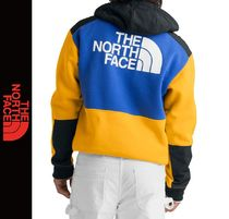 THE NORTH FACE Sweat Street Style Long Sleeves Hoodies