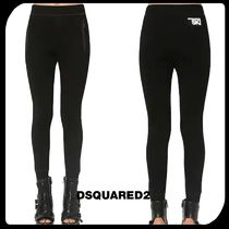 D SQUARED2 Casual Style Street Style Plain Long Skinny Pants