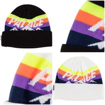 Palace Skateboards Unisex Street Style Knit Hats