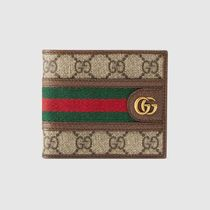 GUCCI Ophidia Folding Wallet Folding Wallets